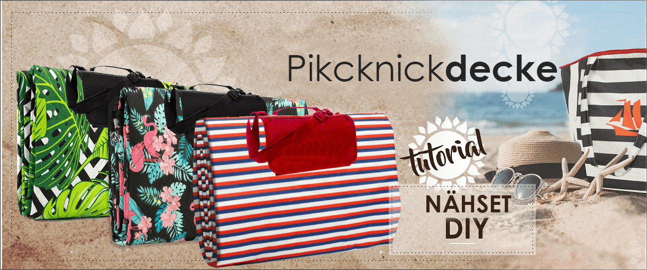 Picknick- und Strandmatte