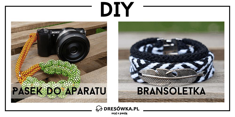 DIY czyli co można zrobić ze sznurka...
