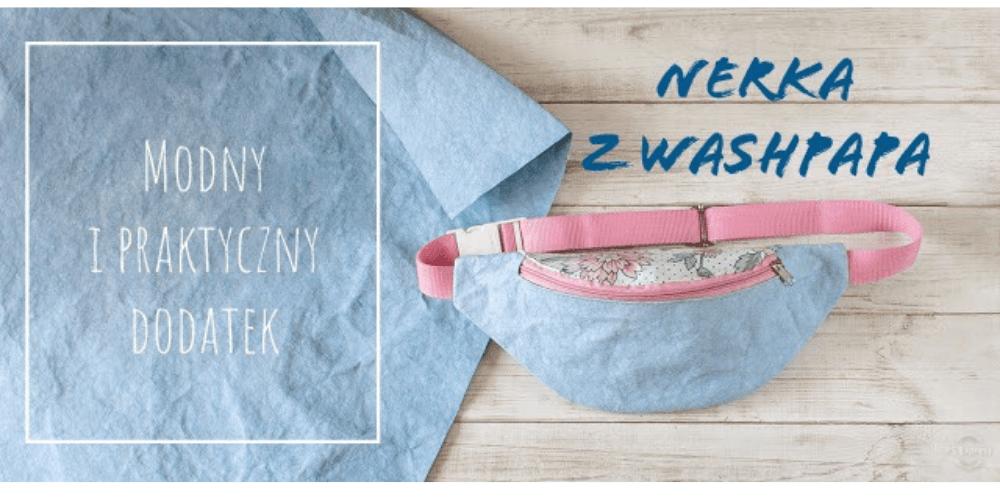 Nerka z washpapa - Zestaw DIY
