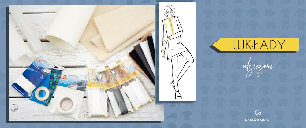 Flizeliny, sztywniki i wkłady odzieżowe - do czego są potrzebne i jak z nich korzystać?