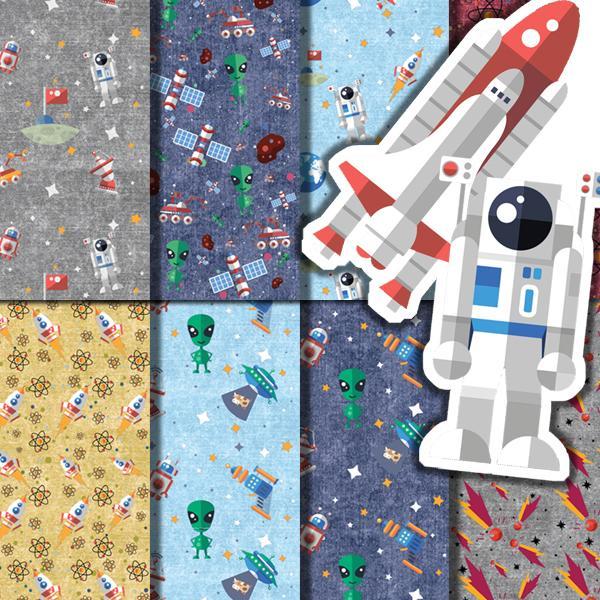 Im Weltraum