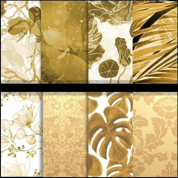 Goldene Kollektion