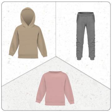 Klasyczne dresy