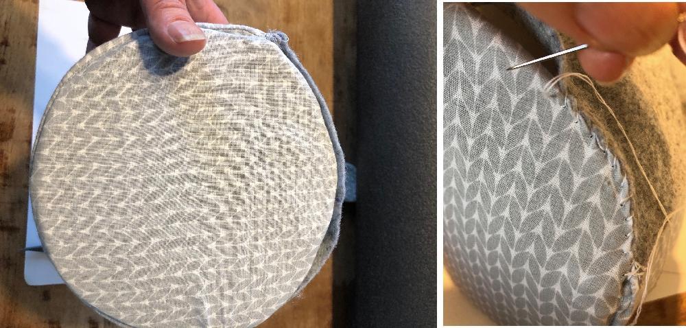 Zajączek z koszykiem