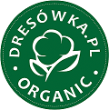 "Certyfikat ""Dresówka.pl Organic"""
